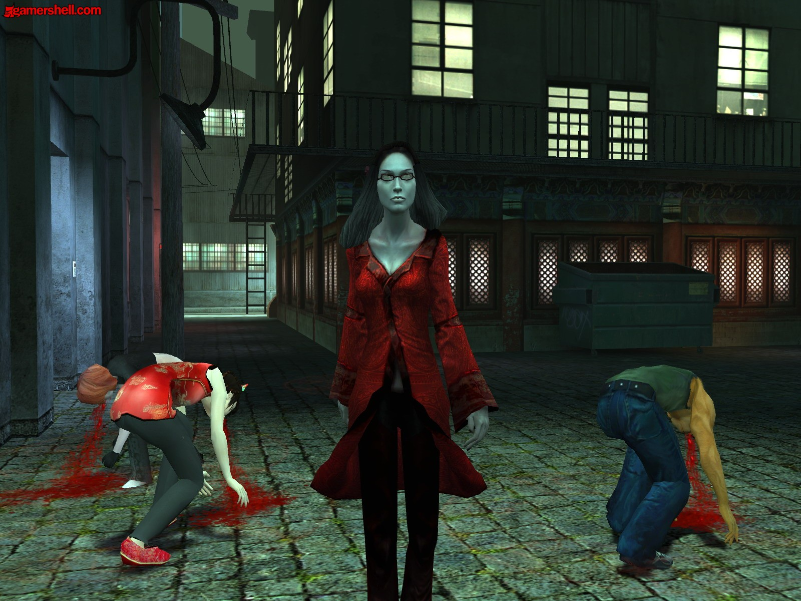Vampire the masquerade bloodlines exploited photo